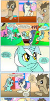 Doctor Whooves - From Another World pt 7 by Edowaado