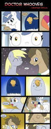 Doctor Whooves - Christmas Special pt 7 by Edowaado