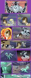Doctor Whooves - Rebirth Pt 4 by Edowaado
