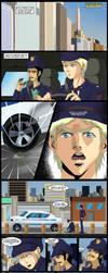 SHORT STORY - GODZILLA by Edowaado