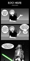 Star Wars - Expectations by Edowaado