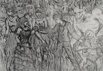 Shall We Dance by TheRavensBastard39