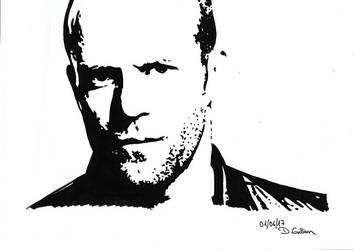 Jason Statham by daniart-de