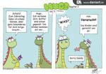 Hugo der Dino und seine Probleme - Kapitel 2 by daniart-de