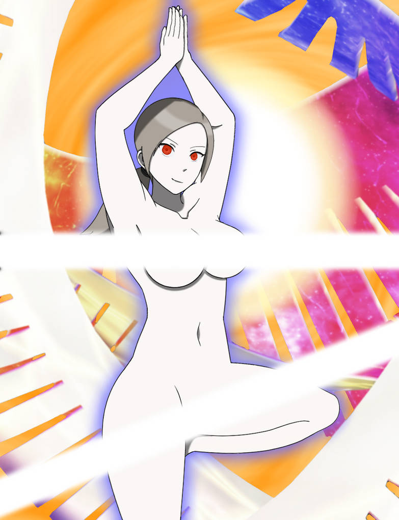 Forbidden Drawings - Wii Fit Trainer by sendy1992