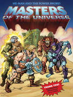 He-Man Minicomic fun by natebaertsch