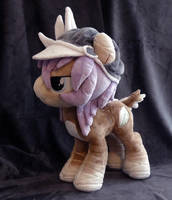 OC Mjrn Plushie :Commission: by AppleDew