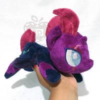 Tempest Shadow ''Lazy Pony'' Beanie by AppleDew