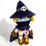 Wizardmon Plush by AppleDew
