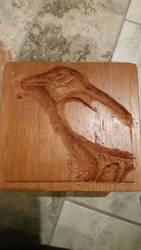 raven box  by sacredstar42