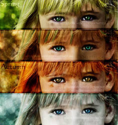 Seasons by AFrozenMoment