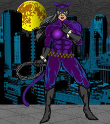 Catwoman HM3 by 1stSurugi