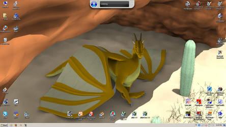New Desktop Laptop Sept 2010 by Adreos
