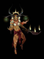 Ifrit by operatingthetan