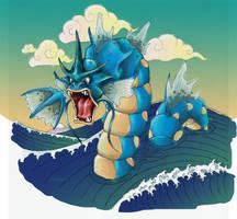 Gyarados - Evolving by operatingthetan