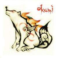 Okami Amaterasu by operatingthetan