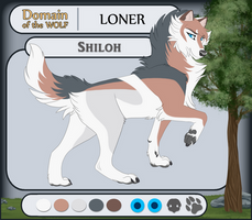 DotW: Shiloh by Quaylak
