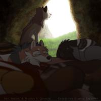 DotW: Finding Shelter by Quaylak