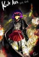 Hit Girl kick your ass by dolls-of-paradox