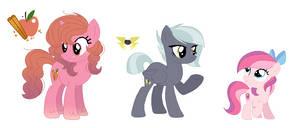 Mlp New Next gen Ponies by 6SixtyToons6