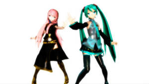 Magnet Miku X Luka by Vocadelicious