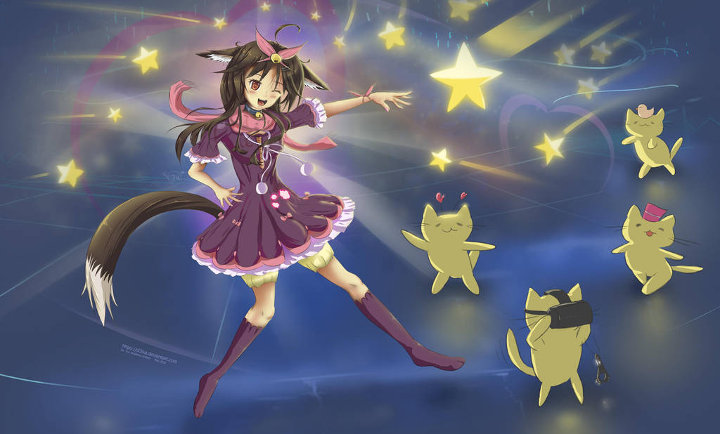 Miko The Great Star By D3lxa On Deviantart