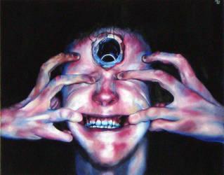Self Portrait VI: Corrosion by Bill-Cityfingers