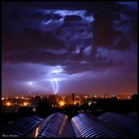 Lightning by Stavraham