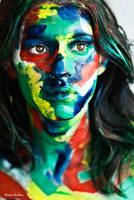 Color Portrait. by Stavraham