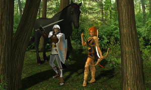 Ultima IV Virtues 1 by WickedPrince
