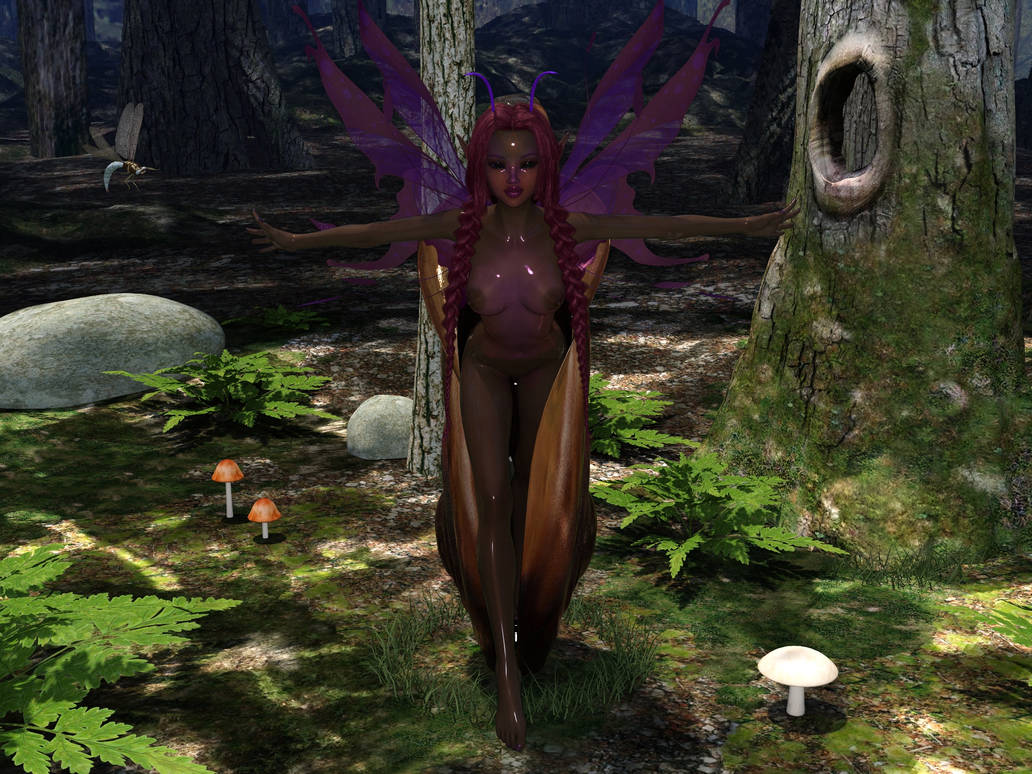 The Metamorphosis of Alani by WickedPrince