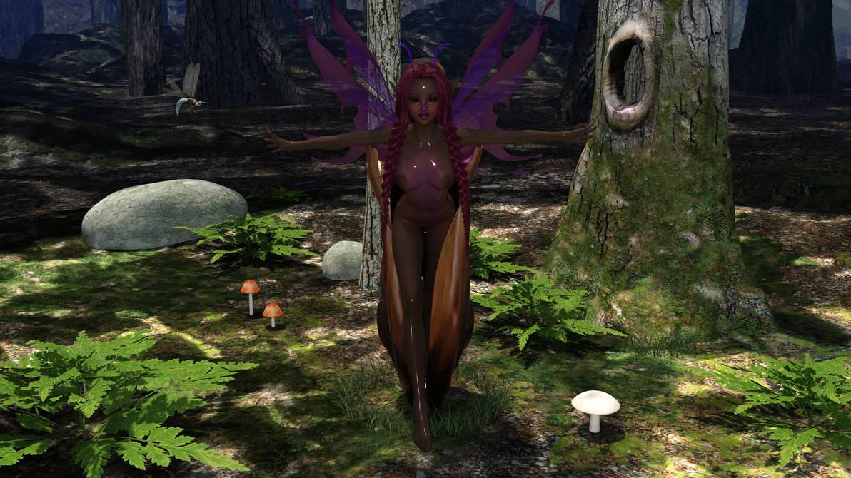 Metamorphosis of Alani 16x9 by WickedPrince