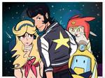 The Dandy Crew by alexsalinasiii