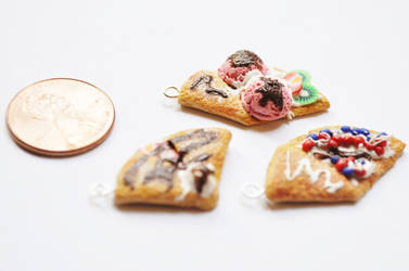 Crepe Charms I by eserenitia
