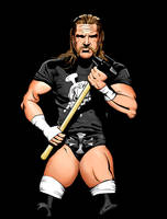 -The Game by WWEfans