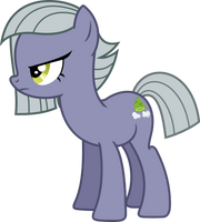 Limestone Pies Death Glare by TimeLordOmega