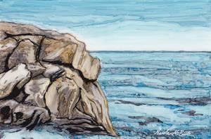 Cliffside by NikkiMcB