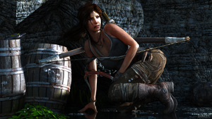 Tomb Raider 2013 by James--C