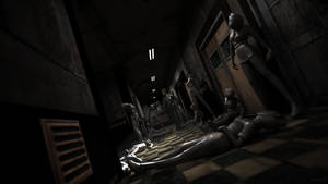 Silent Hill 2 - the hospital by James--C
