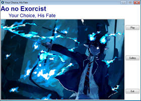 AnE Visual Novel Demo by inujuju