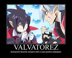 D4: Valvatorez Motivational by inujuju