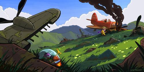 Wario Land III: Music Box by jon-magram