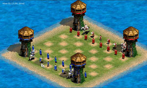 AoE2 Chess by Jithral