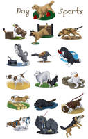 Dog Sports for FP by novablue