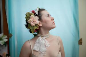 Blue Portrait 2 by AimeeStock