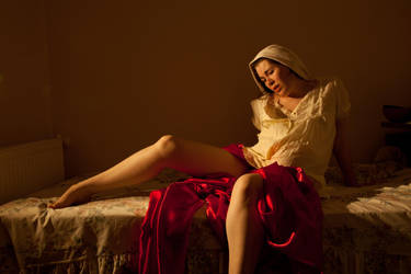 Madonna in Labour 4 by AimeeStock