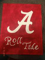 Roll Tide by KPRITCHETT14