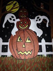 Halloween by KPRITCHETT14