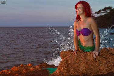 The Little Mermaid by Ellubre
