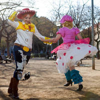 Dance Toys by crispychickencosplay